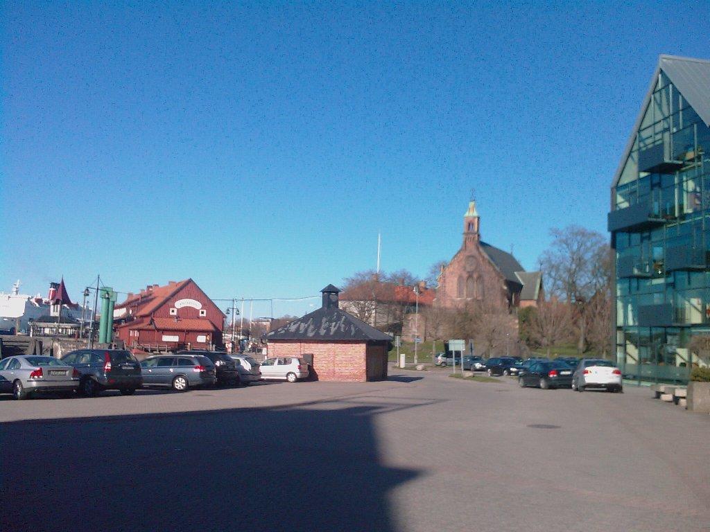 foto: Predmesti Gothenburgu