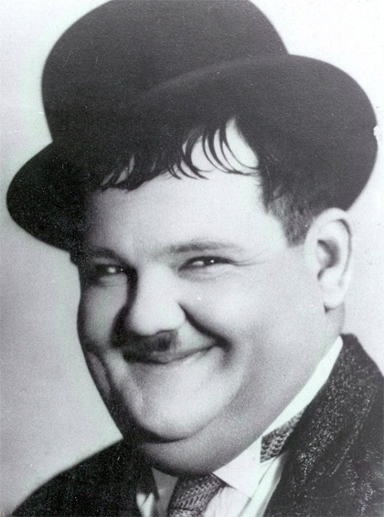 The gallery for --u0026gt; Oliver Hardy