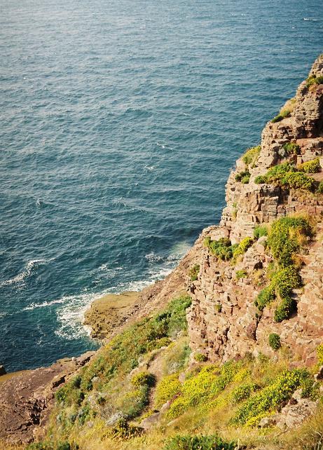 Povestné divé morské búrky a nespútaný vietor od atlantiku