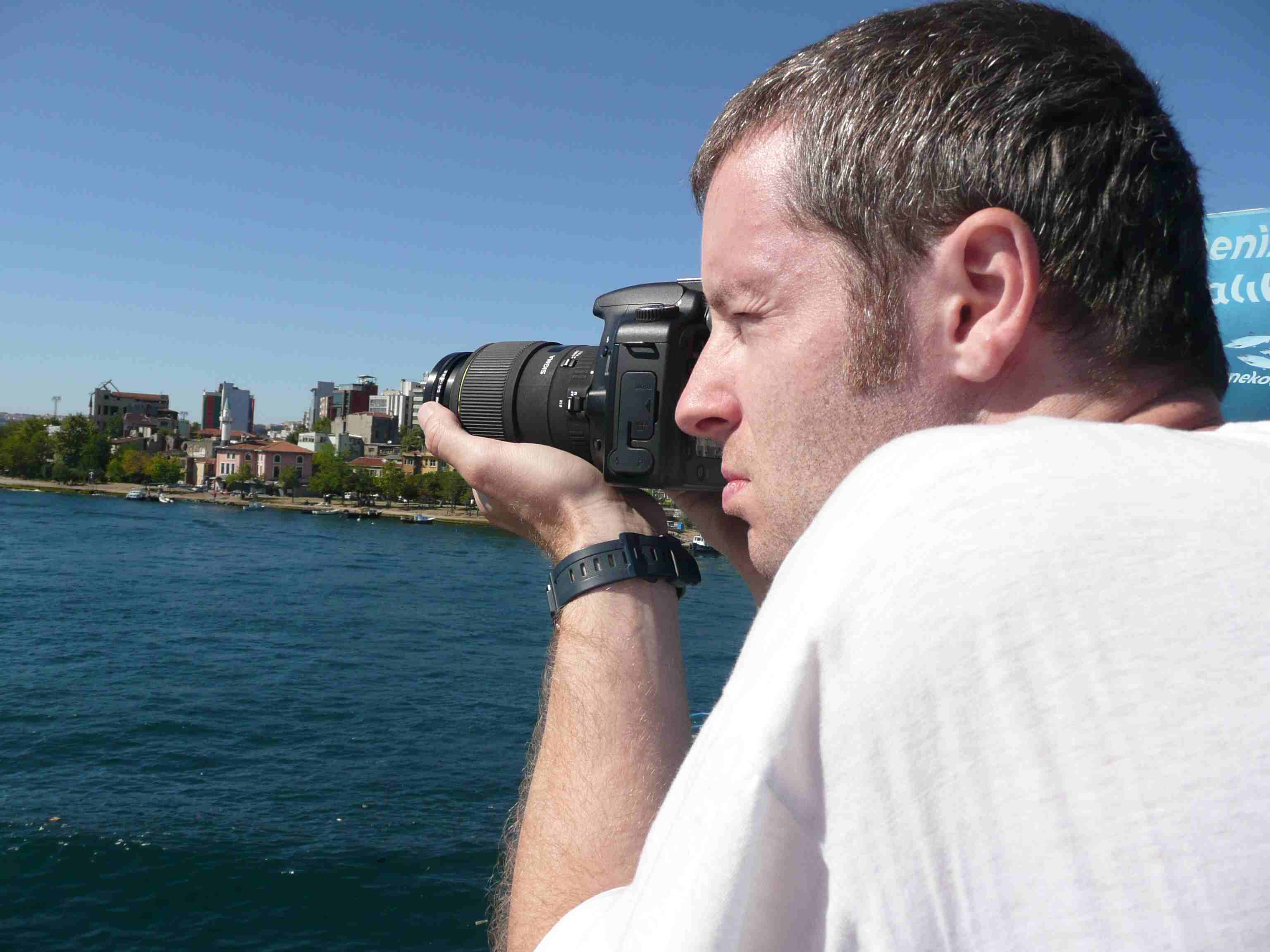 Svoje cesty se snaží Tomáš Libenský dokumentovat fotografiemi. Foto: Archiv Tomáše Libenského