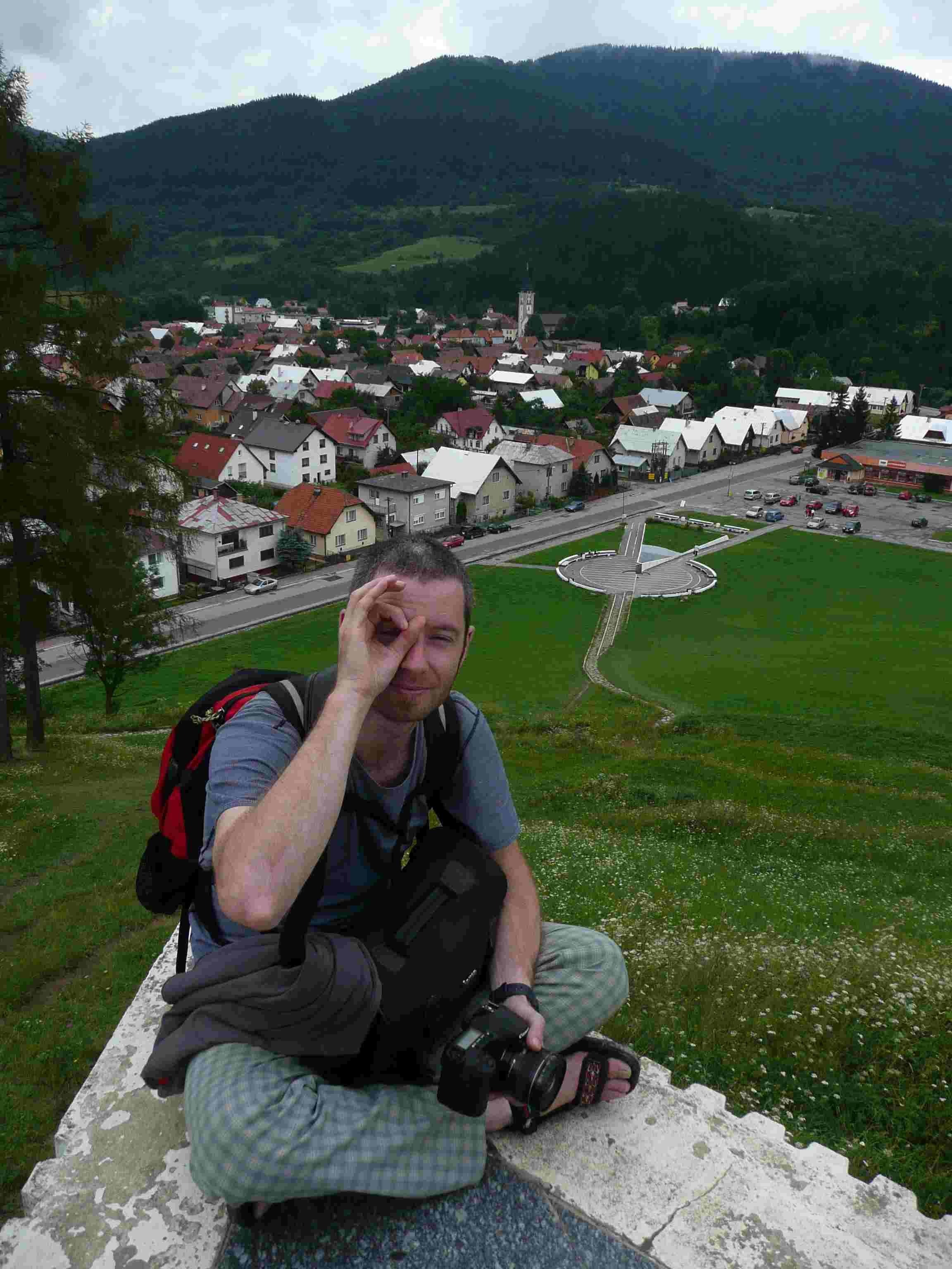 Tomáš Libenský procestoval kus světa. Foto: Archiv Tomáše Libenského