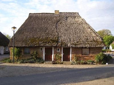 Domek v Schaprode