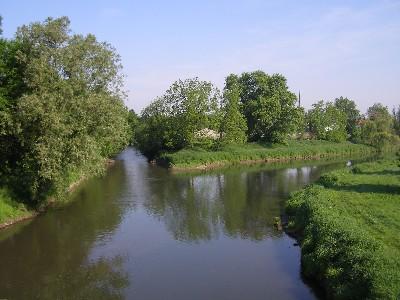 Řeka morava od pramene k soutoku
