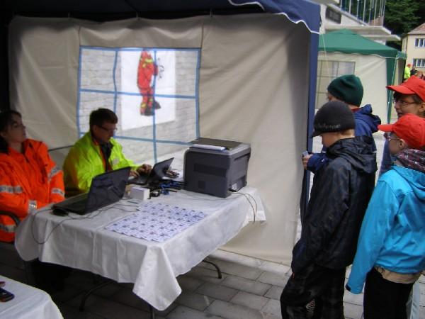 Registrace soutěžních týmů