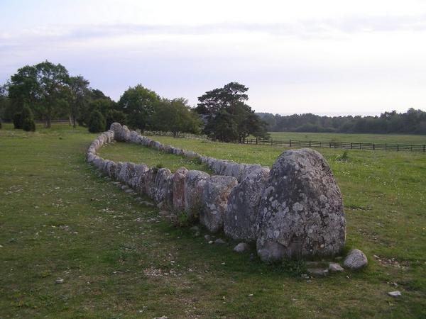 Kamenná loď
