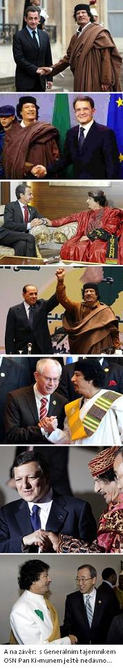 Pomohli jsme zavraždit Kaddáfího a poneseme za to odpovědnost