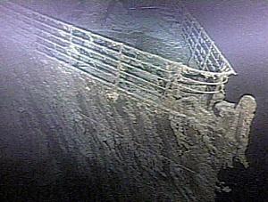 Titanic v současnosti