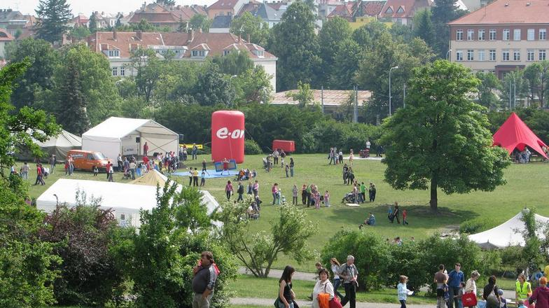 foto: Doprovodné fotografie z Bambiriády v Brně