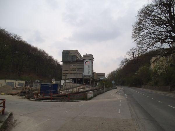 Bývalá cementárna