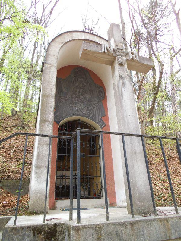 Kaplička z roku 1936