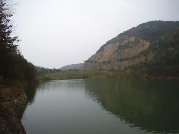 Jezero Steinbruch