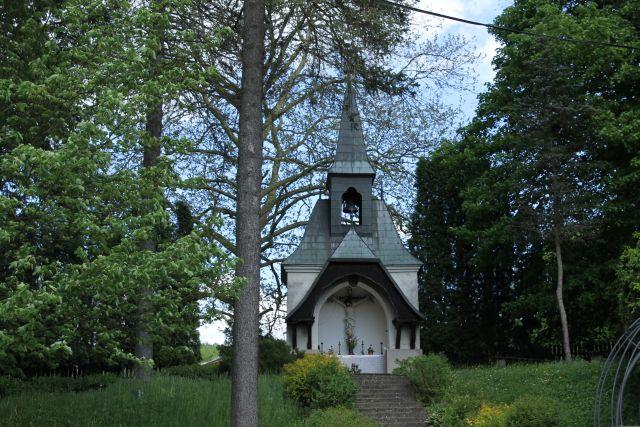 Kaple ve Vápenkách