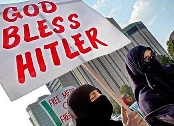 Muslimský antisemitismus