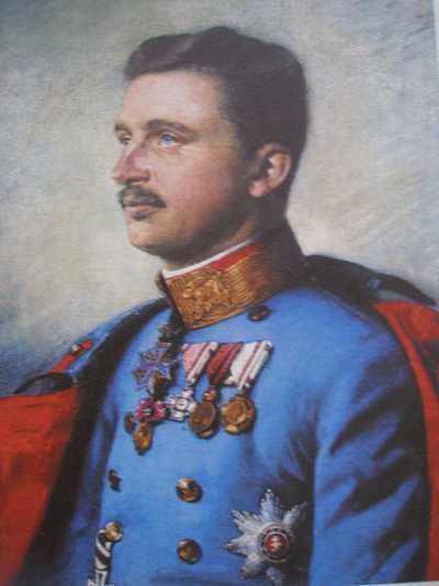 Blahoslavený Karel z domu Rakouského