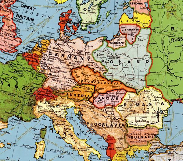 Československé království